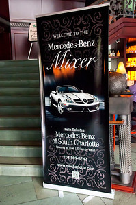 Felix Sabates Mercedes Benz Of South Charlotte Mixer @ Del Friscos 5 26 11  By Jon Strayhorn