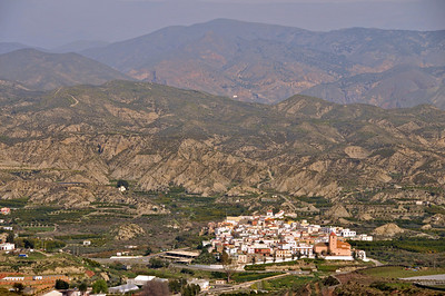 In the Alpujarras