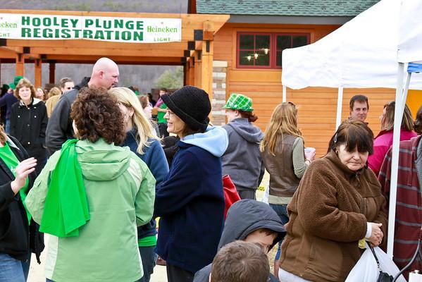 Hooley Plunge 2011