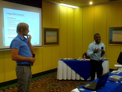 IG and ICT Policy Workshop Pretoria 2011