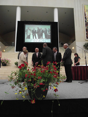 Mayor's Awards 2011: Winners. Photographer: Jasmin Ralstin May 25, 2011