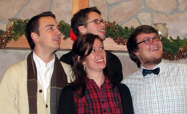 O Holy Night Fun Staff Pics