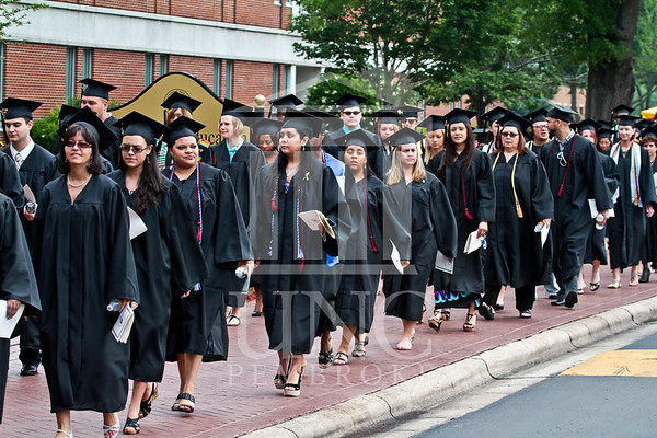 Spring 2011 Bachelors Commencement
