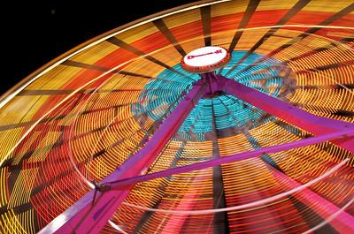 Ferris Wheel at SFVA