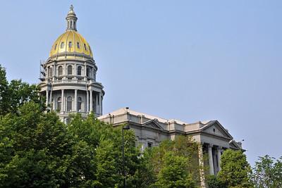 State Capitol in Denver