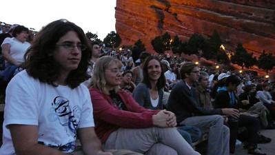 Red Rocks Theatre