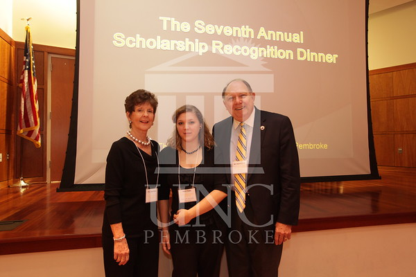 The Seventh Annual Scholarship Recognition Dinner