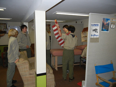 Troop Meeting - Oct 03