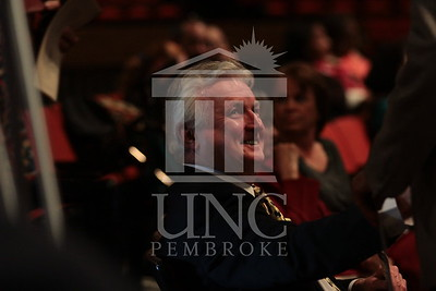 UNCP Celebrates Founder's Day