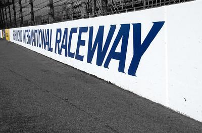 Richmond International Raceway Sign