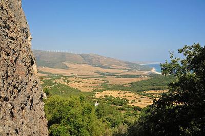 Climbing near Tarifa