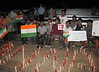 20110817 Anti-corruption pro-Anna Hazare candelight vigil, Cary NC (829p) (by Dilip Barman)