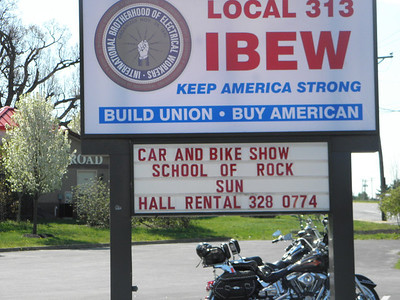 2011 IBEW Car and Bike Show