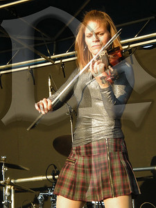 Jennifer Garman of The Rovers  performs during Shamrock Fest 2011