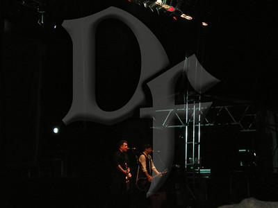 Dropkick Murphy's perform during Shamrock Fest 2011