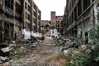 2012 Worldwide Photowalk at the Packard Plant