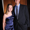 The annual TCA dad/daughter Valentine's Day dance Friday, Feb. 10, 2012 at the Tower Club in downtown Dallas.