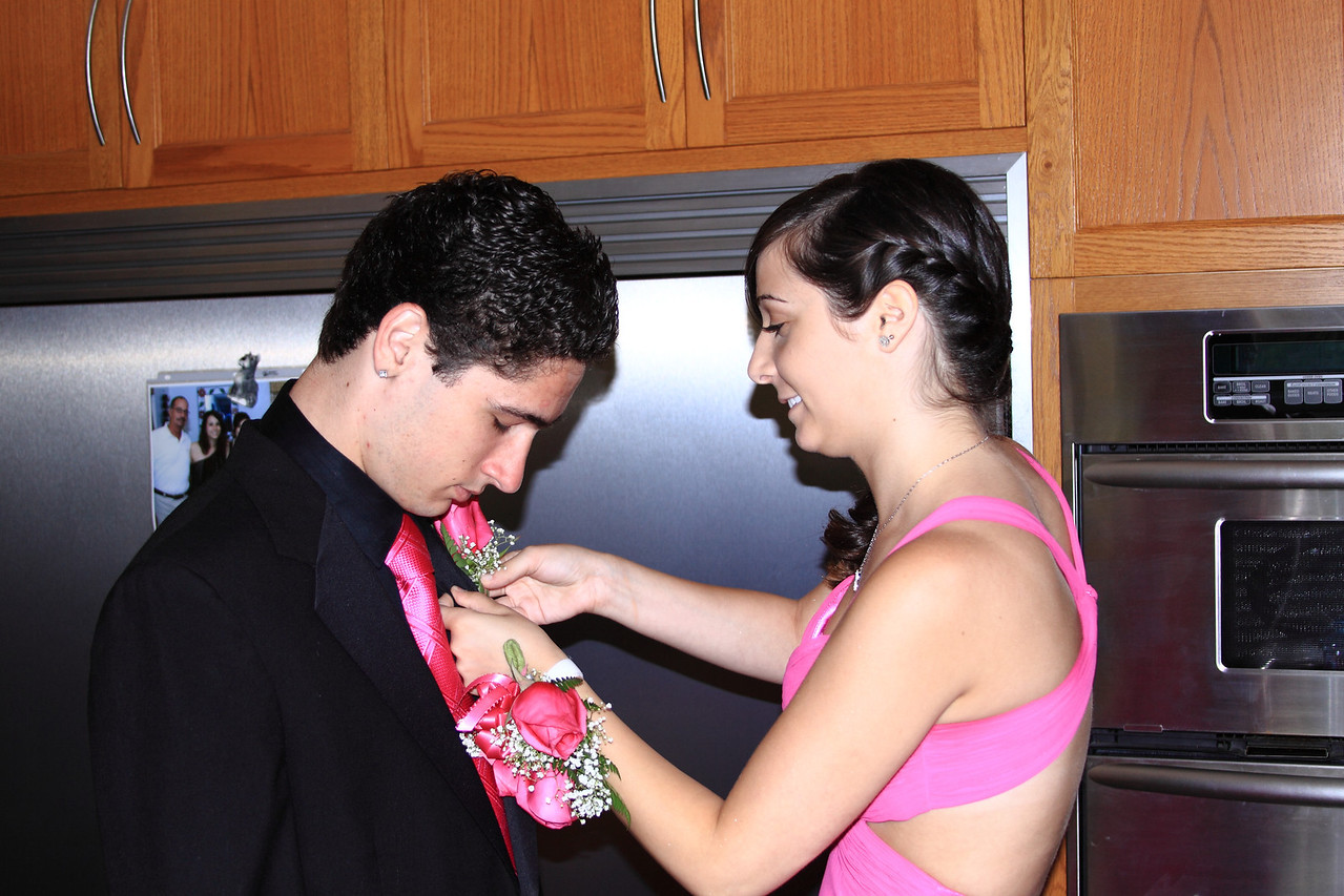 Lexa and Landon Prom 2012 006