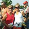 Patty & Julie - after the run