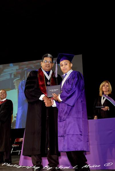 2012-05-23  Cesar Chavez High School Graduation Ceremony
