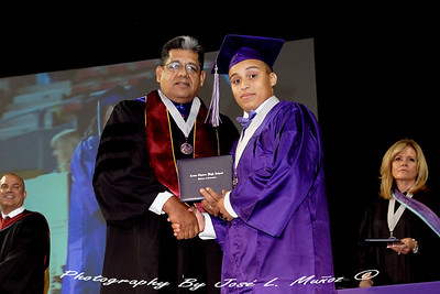 2012-05-23  Cesar Chavez High School Graduation Ceremony