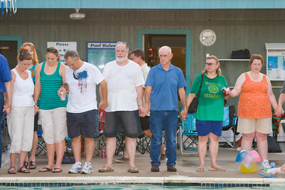 Kingwood First Baptist Church Pool Party
