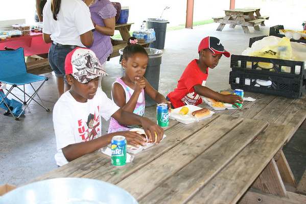 2012 7th Anniversary Cookout