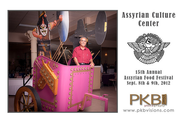 2012 Assyrian Food Fest