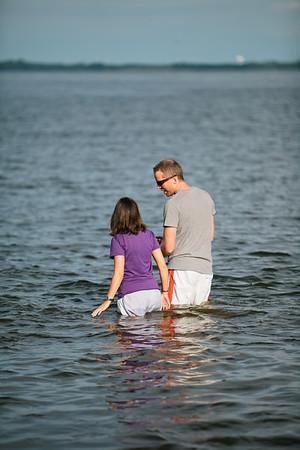 2012 Baptism at Bay