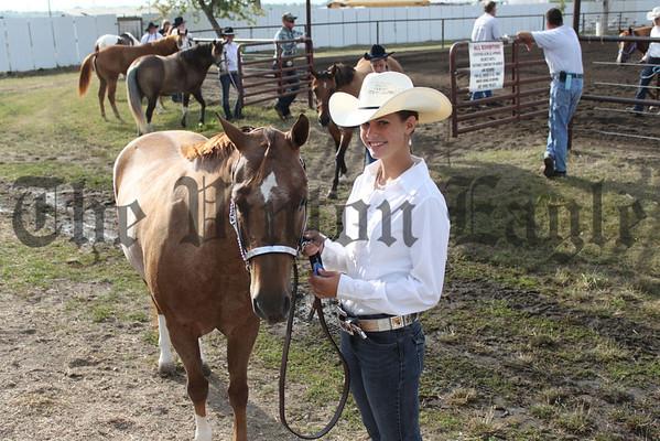 2012 Benton Co. Fair - Horse Show