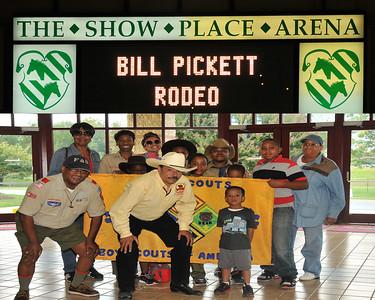 2012 Bill Pickett Rodeo