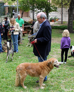 Blessing of the Animals - October 2012