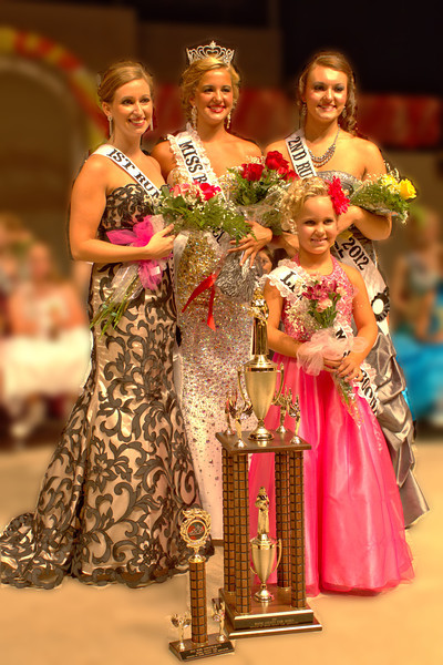 2012 Boone County Fair Queen, Belvidere, IL