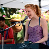 "Lesley Kernochan sings with her group, Lesley and the Flying Foxes during the fall Fest on Saturday. <br /> The 25th Annual Downtown Boulder Fall Festival is being held on the Pearl Street Mall this weekend<br /> Boulder County's favorite fall celebration brings music, food, arts and a children's carnival.<br /> For more photos and a video of theFall Festival, go to  <a href=""http://www.dailycamera.com"">http://www.dailycamera.com</a>.<br /> Cliff Grassmick  / September 22, 2012"