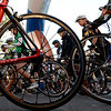 "Riders begin the 100-mile ""Buff Epic"" ride just after sunrise.<br /> Hundreds of riders participated in the Buffalo Bicycle Classic starting at the University of Colorado on Sunday. The ride is the largest source of scholarship money for  CU's College of Arts and Sciences.<br /> For more photos and a video of the classic, got o  <a href=""http://www.dailycamera.com"">http://www.dailycamera.com</a>.<br /> Cliff Grassmick  / September 9, 2012"