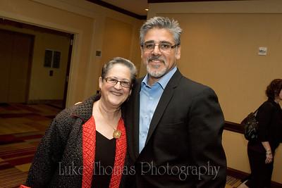 DCCC member Hene Kelly and District 11 Supervisor John Avalos.