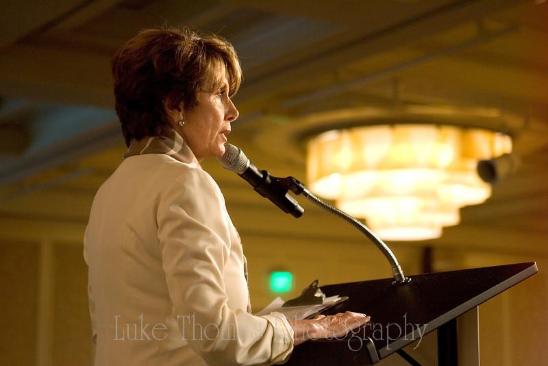 House Democratic leader Nancy Pelosi.