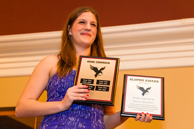 Annie Chinneck and Alumni Award
