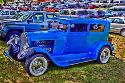 2012 Cherry Valley Days Vintage Car