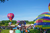 Balloon Mass Ascension.