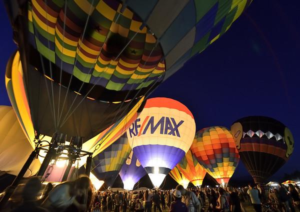 2012 Citrus Classic Balloon Festival