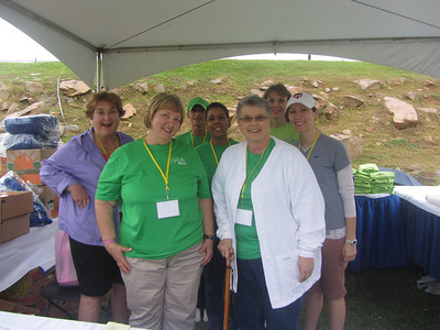 2012 Colorectal Cancer Walk