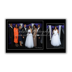 Debutante and Family Composite- $35