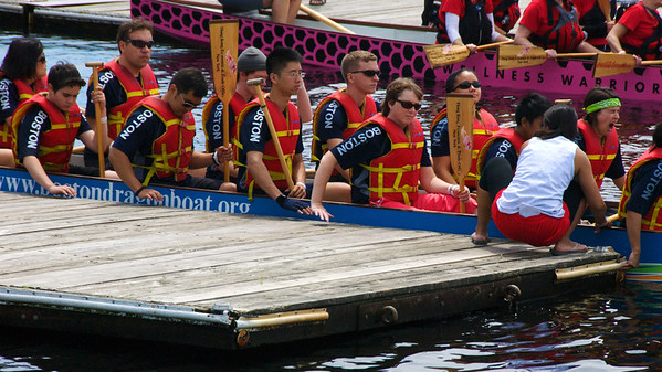 2012 Dragon Boat Races Time Trials