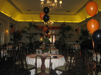 Ballroom of the Valley Hunt Club