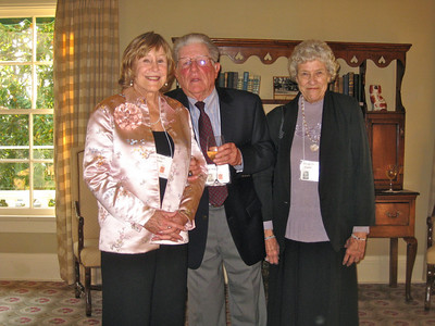Dianne Hart Thurman, Bob Myers, Shirley Crowell Exeter
