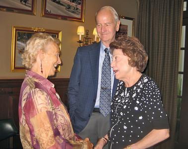 Carole Strahan Wunderly, Roy Herndon, Sue McGovern Herndon