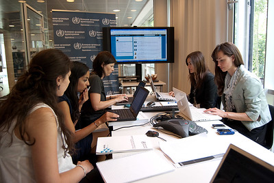 Twitter chat for World No Tobacco Day, 2012