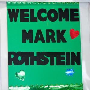 Mark Rothstein at Memorial