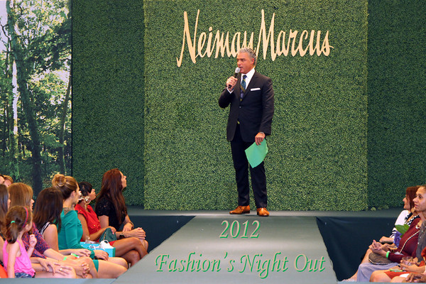 2012 Fashion's Night Out